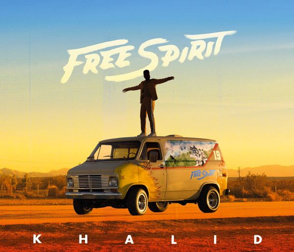 khalid free spirit album cover