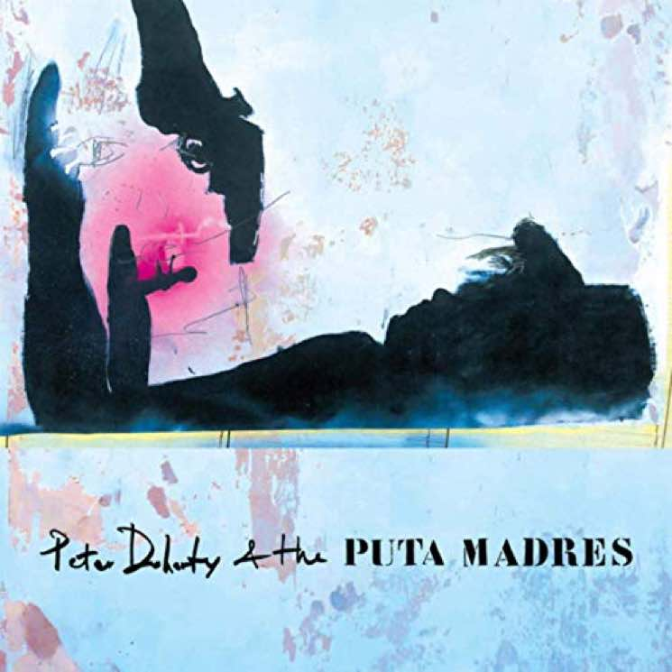 peter doherty & the puta madre album cover