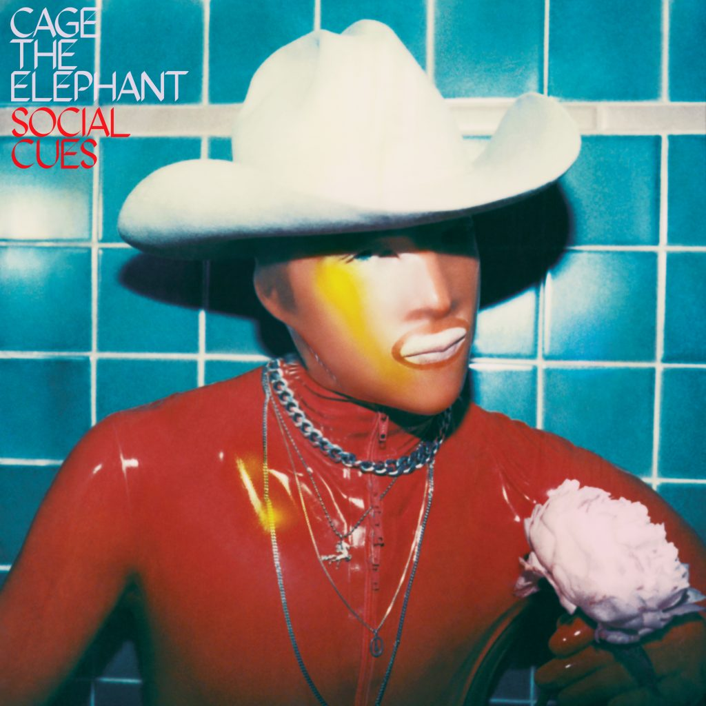 cage the elephant social cues album cover
