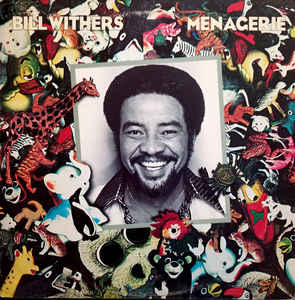 bill withers menagerie album cover