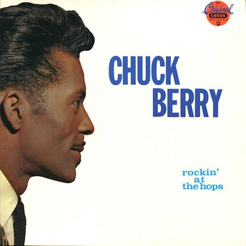 chuck berry rockin at the hops album cover