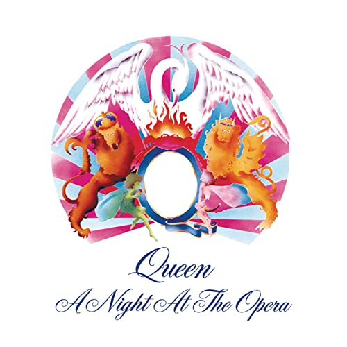 a night at the opera queen album cover