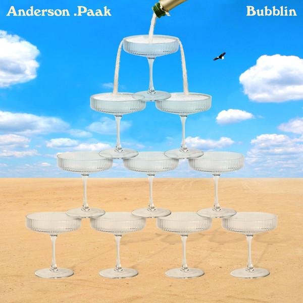 anderson paak bubblin album cover