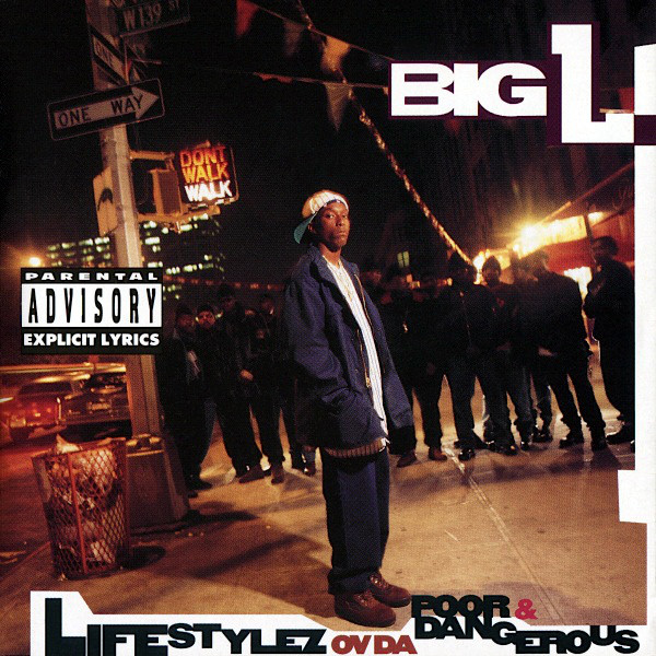 big l lifestulez ov da poor and dangerous album cover