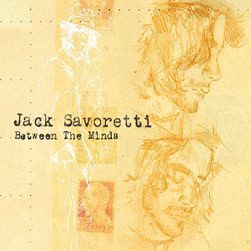 jack savoretti between the minds cover