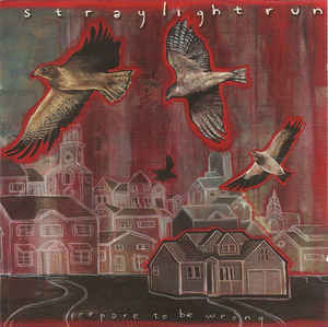 straylight run prepare to be wrong album cover