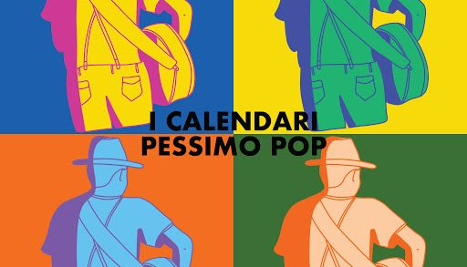 i calendari pessimo pop cover
