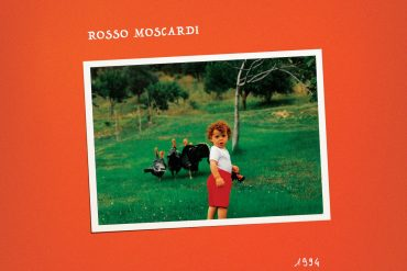 rosso moscardi ep cover